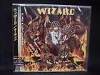 WIZARD Odin + 1 JAPAN CD (+ ENHANCED VIDEO) No Inner Limits Delany Purgatory