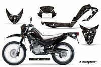 Dirt Bike Decal Graphic Kit MX Sticker Wrap For Yamaha XT250X 2006-2018 REAPER K