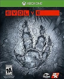 Evolve (Microsoft Xbox One, 2015)
