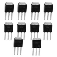 10x SANYO NEW NPN PNP Transistor 2SC5707 TO-251 SC5707 For motor driver US