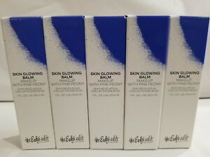 The Estee Edit Skin Glowing Balm Makeup With Pink Peony Choose your Shade