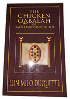 SIGNED, THE CHICKEN QABALAH, by LON MILO DUQUETTE, OCCULT, CABALA, GEMATRIA