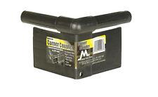 Master Mark  3.5 in. L x 3.5 in. H Plastic  Black  Edging Coupler Kit