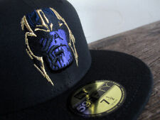 MARVEL x NEW ERA Thanos Infinity War 59FIFTY Fitted Cap 7 1/2 rare hat avengers