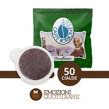 50 Cialde Caffè Borbone Dek Verde in carta ESE 44mm Cialde Borbone Decaffeinato