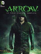 ARROW - LA TERZA STAGIONE COMPLETA (5 DVD)  SIGILLATO