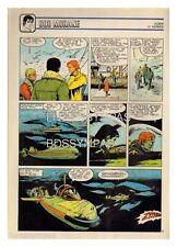 1984 (Ref T  481) : BOB MORANE LA GUERRE DES BALEINES   pl 16