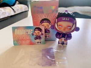 POP MART Skull Panda Hypepanda Toy Figurine Blind Box [Fashion Icon]