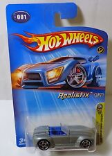 Hot Wheels 2005 First Editions Ford Shelby Concept collector #001