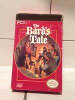 Bard's Tale Boite Vide ( Nintendo Nes )