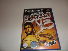 PlayStation 2 PS 2 NBA Street v3