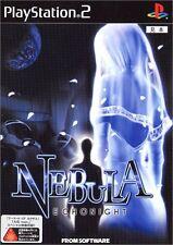 Used PS2 NEBULA -ECHO NIGHT-  Japan Import (Free Shipping)