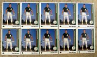 1989 - Upper Deck #300 - Mark McGwire Oakland A's - 10ct Card Lot