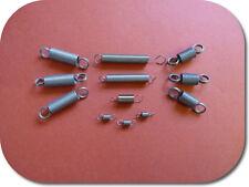 Complete Set of Stainless Steel Garrard 401 Springs