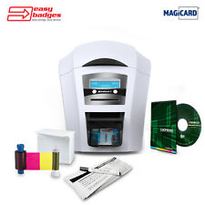 Magicard Enduro 3E Duo Complete Dual Sided ID Printer System for MAC & PC
