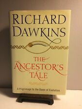 THE ANCESTOR'S TALE Richard Dawkins 1st Edition 1st Printing 2004 Hardcover- NEW