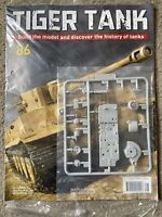 1/16 HACHETTE BUILD YOUR OWN TIGER MODEL TANK ISSUE 86 INC PART