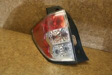 2009 2010 2011-2013 SUBARU FORESTER TAIL LIGHT DRIVER LEFT LAMP 09 10 11 12 13