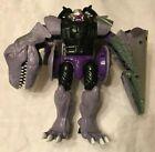 Transformers Beast Wars Megatron Evil Predacon 1995 Purple Dinosaur For Sale