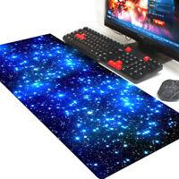 600 x 300mm Gaming Mauspad XXL Anti-Rutsch Mousepad Schreibtisch Matte Maus