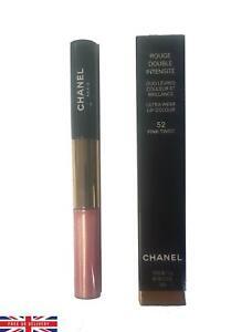 Chanel Rouge Double Intensite Ultra Wear Lip Colour 52 Pink Twist