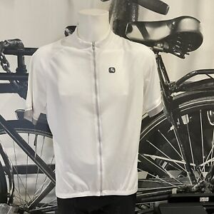 Giordana Cycling Short Sleeve Jersey Fusion Mens|White-Size 3XL|BRAND NEW