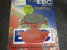 FA106X EBC BRAKE PADS CARBON SUZUKI RM125 RM250 TU250 GZ250 LS650