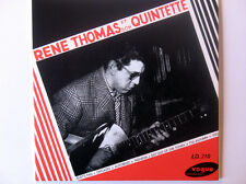 Rene Thomas Quintette + Henri Renaud - Sextius (CD, Mini LP Replica Cover)