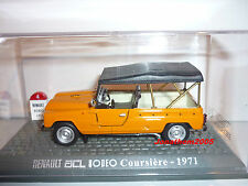 RENAULT ACL RODEO COURSIERE 1971 au 1/43°