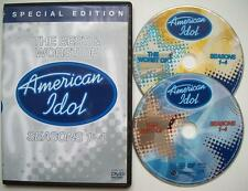 Best and Worst of American Idol double DVD