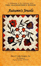 Autumn's Jewels ~ Quilt Quilting Pattern ~ by Piece O'Cake Designs