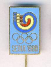 1988 SEOUL Olympics PIN BADGE Olympic Games KOREA