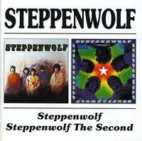 Steppenwolf - Steppenwolf / Steppenwolf The Second [CD]