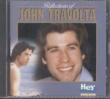 john travolta – reflections of  Cd vgc