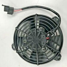 "Spal fan 5.2"" 12volt pusher Hd waterproof for Atv , Motorcycles , Trans Cooler,"