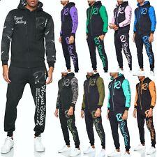 Herren Jogginganzug Trainingsanzug Sportanzug Fitness Streetwear 3677
