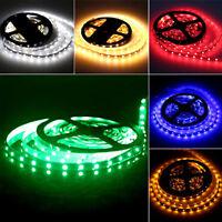 5M 300 LED STRIP LIGHTS SMD5050 MULTI COLOUR 12V Decorative Lights XMAS UK