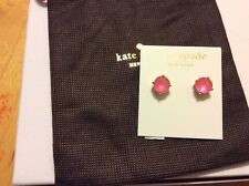 Kate Spade Vivid Snap Pink   Gum Drop Studs Earrings $28 K230x