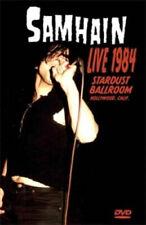 Samhain: Live 1984 Stardust Ballroom [Region 4] - DVD - New - Free Shipping.