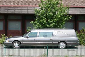 Cadillac Fleetwood Leichenwagen Hearse 1998