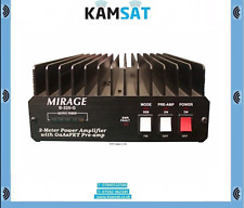 Mirage Vhf Ham Amateur Radio Amplifiers For Sale In Stock Ebay