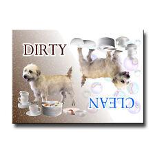 Glen of Imaal Terrier Clean/Dirty Dishwasher Magnet