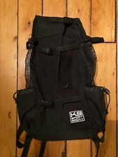 K9 Sport Sack Dog Carrier Backpack Medium size Black