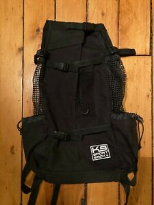 K9 Sport Sack Dog Carrier Backpack Medium size Black