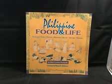 Philippine Food & Life by Gilda Cordero – Fernando ; Drawings by Manuel Baldemor