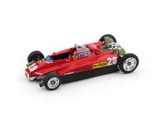 1 43 Brumm Ferrari 126 C2 Turbo Version Pironi 1982