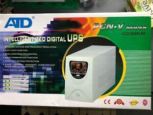 ATD Brand New 1000VA UPS 600w power supply for desk top. Output 240V