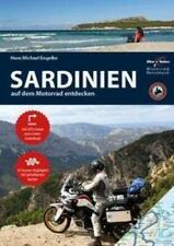 Motorrad Reiseführer Sardinien BikerBetten Motorradreisebuch Engelke Taschenbuch