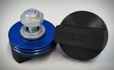 Kool Stop BMX International Blue & Black Brake Pads - Sold In Pairs