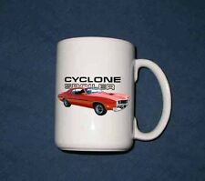 New 15 Oz. 1970 Mercury Cyclone Spoiler  mug